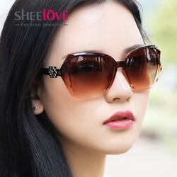 Kính mát nữ kiểu oversize phong cách thời trang Hàn Quốc K5045