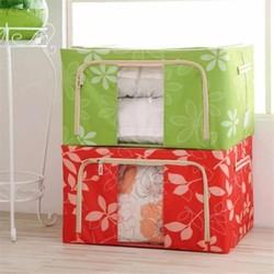 Combo 2 Hộp vải đựng đồ đa năng Living Box
