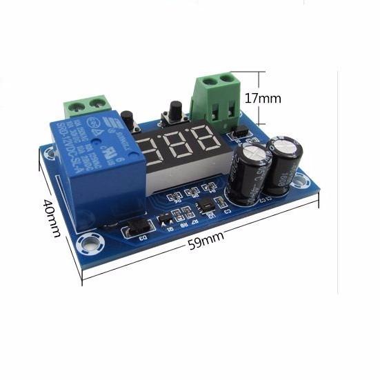 Bộ điều khiển theo độ ẩm XH-M451 2