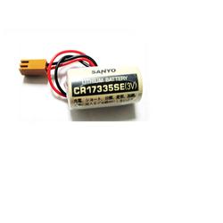 Combo 2 Pin PLC Sanyo CR17335SE lithium 3