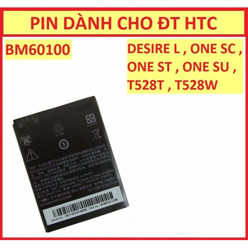 PIN HTC ONE SC