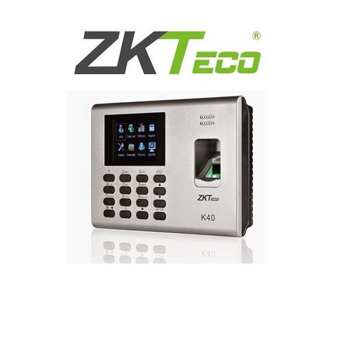 Máy chấm công vân tay + thẻ cảm ứng ZK Software K40 - 5384933 , 8994925 , 15_8994925 , 3190000 , May-cham-cong-van-tay-the-cam-ung-ZK-Software-K40-15_8994925 , sendo.vn , Máy chấm công vân tay + thẻ cảm ứng ZK Software K40