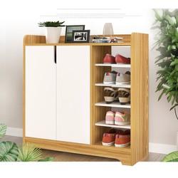 Tủ giày gỗ cao cấp
