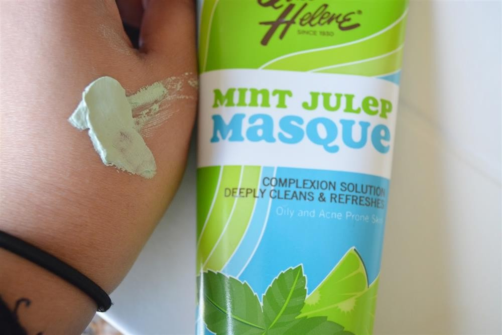 SALE Mặt nạ bạc hà trị mụn Queen Helene Mint Julep Masque