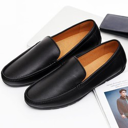 Giày mọi nam G09D màu đen thời trang