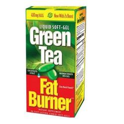 GREEN TEA FLAT BURNER 400MG