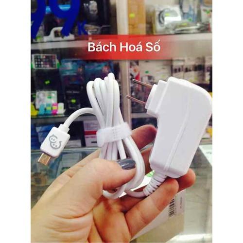 SẠC ĐIỆN THOẠI DÂY LIỀN CỔNG Micro USB AL-562A - BH 03 THÁNG
