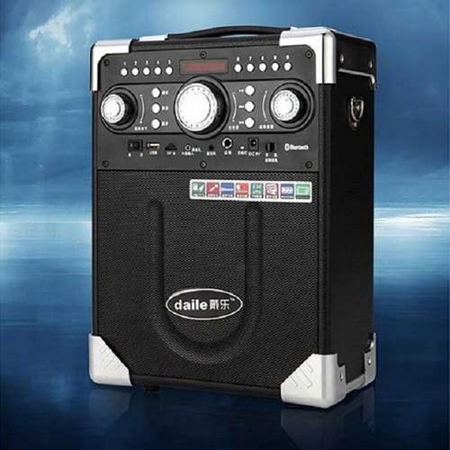 Loa kéo DAILE S8 có mic bluetooth-Tặng Míc Không Dây - 5304242 , 8819198 , 15_8819198 , 990000 , Loa-keo-DAILE-S8-co-mic-bluetooth-Tang-Mic-Khong-Day-15_8819198 , sendo.vn , Loa kéo DAILE S8 có mic bluetooth-Tặng Míc Không Dây