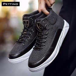 Giày boot nam cao cổ cao cấp