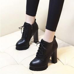 Giày Sneaker Thời Trang Nữ – SODOHA shop SN005TX Trắng Phối Xanh