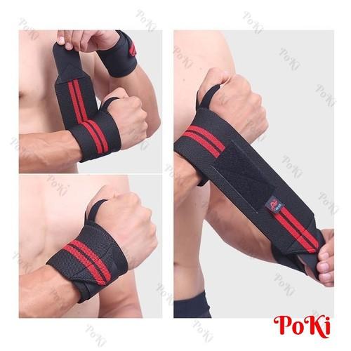 Băng cổ tay nâng tạ xỏ ngón, cố định cổ tay hỗ trợ tập gym - poki - 12160850 , 8816693 , 15_8816693 , 99000 , Bang-co-tay-nang-ta-xo-ngon-co-dinh-co-tay-ho-tro-tap-gym-poki-15_8816693 , sendo.vn , Băng cổ tay nâng tạ xỏ ngón, cố định cổ tay hỗ trợ tập gym - poki