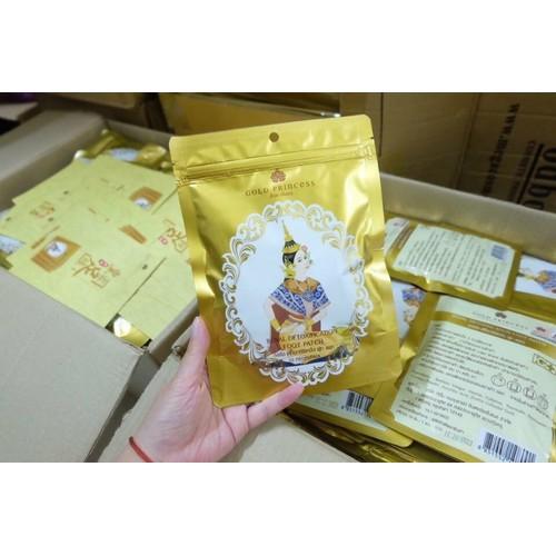 Miếng dán ủ thải độc tố qua gan bàn chân Gold Princess Thái Lan