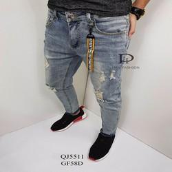 Quần Jeans Nam Xước Nhé   MS 5511