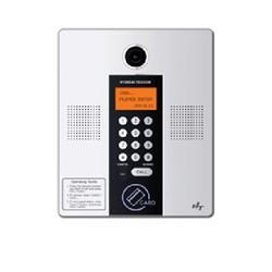 Bảng kiểm soát cửa chính cho chung cư có camera gắn trong HLPC-8000