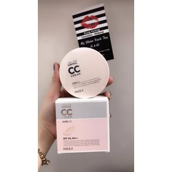 CC Cream Face It Aura Color Control Cream SPF 30