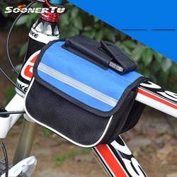Túi treo ghi đông xe đạp