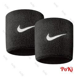 Băng cổ tay thể thao - Set 2 cái thấm mồ hôi, mềm mại - POKI