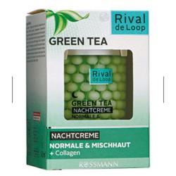 Kem dưỡng da Rival de loop tái tạo da từ trà xanh, xách tay Đức