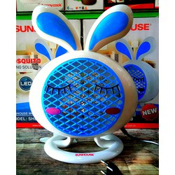 Đèn bắt muỗi Sunhouse SHE-MK02B bảo vệ cho sức khỏe gia đình bạn