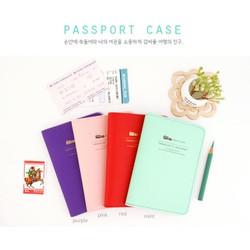 Ví đựng passport tiện lợi