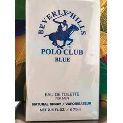Nước hoa nam Beverly Hills Clubs Blue 75ml hàng xách tay của Mỹ