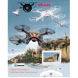 Flycam Cheerson CX-32S 4CH 5.8G FPV Máy bay FPV camera 2.0HD