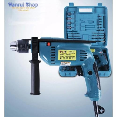 Worldmart máy khoan điện cầm tay rj001 cao cấp