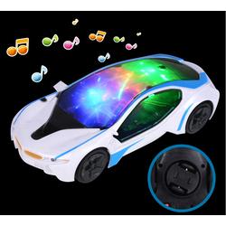 Xe ô tô đồ chơi trẻ em chạy tự động có đèn và nhạc rất hay
