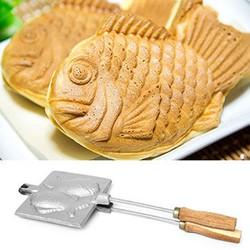 Khuôn Làm Bánh Cá Nướng Bánh Trung Thu Hàn Quốc Độc Đáo