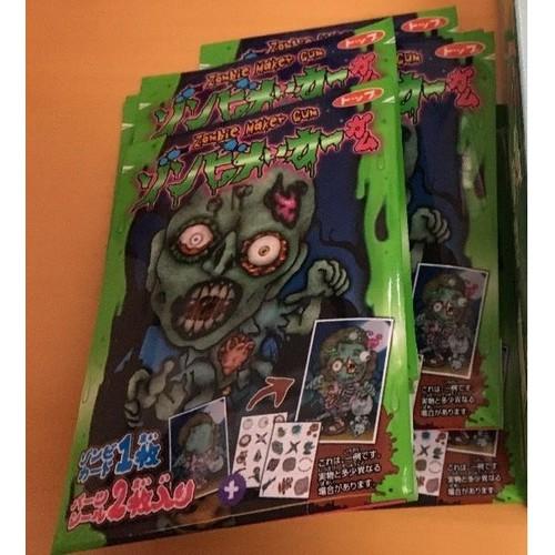 Singum Thẻ Bài Zombie Nhật Bản