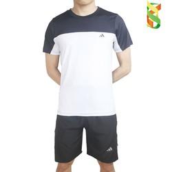 Bộ quần áo thể thao nam phối màu xuất khẩu - Hàng ngon giá rẻ