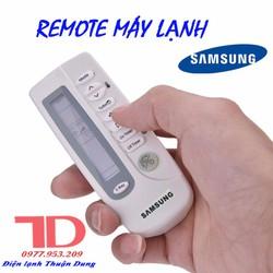 Remote điều hòa SAMSUNG