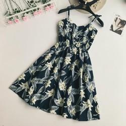 Váy 2 dây Thái Lan - Hình thật sản phẩm