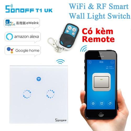 Công tắc cảm ứng âm tường kết hợp điều khiển từ xa qua wifi 2 nút - 5399202 , 9024695 , 15_9024695 , 450000 , Cong-tac-cam-ung-am-tuong-ket-hop-dieu-khien-tu-xa-qua-wifi-2-nut-15_9024695 , sendo.vn , Công tắc cảm ứng âm tường kết hợp điều khiển từ xa qua wifi 2 nút