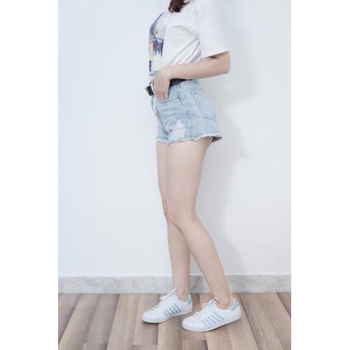 Quần short Jean nữ thời trang, kiểu dáng năng động trẻ trung, mẫu mới - 10601517 , 9024916 , 15_9024916 , 195000 , Quan-short-Jean-nu-thoi-trang-kieu-dang-nang-dong-tre-trung-mau-moi-15_9024916 , sendo.vn , Quần short Jean nữ thời trang, kiểu dáng năng động trẻ trung, mẫu mới