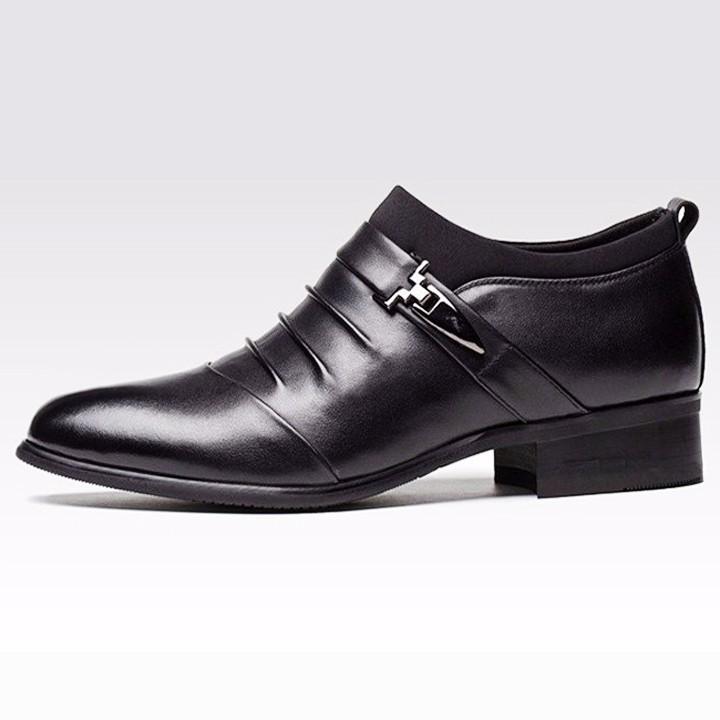 Giày tăng chiều cao nam G312D cao thêm 7cm 7