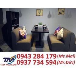 Bộ bàn ghế sofa karaoke cafe giá rẻ nhất