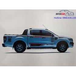 Tem dán xe bán tải Ford Ranger
