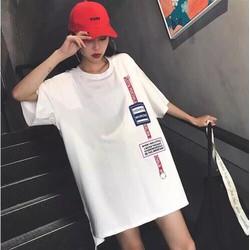 áo thun fom rông