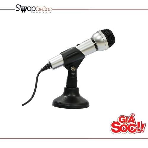 Micro Mini Cao cấp Cho Hát Karaoke Salar M9 - 5398412 , 9023642 , 15_9023642 , 207000 , Micro-Mini-Cao-cap-Cho-Hat-Karaoke-Salar-M9-15_9023642 , sendo.vn , Micro Mini Cao cấp Cho Hát Karaoke Salar M9