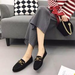 Giày mọi nữ khóa mới cực xinh