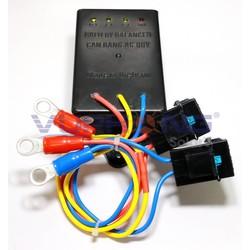 Bộ cân bằng ắc quy hệ 24V đến 48V kèm đầu cos
