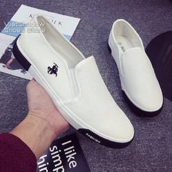 Giày Lười Giày Mọi Nam Chất Liệu Da Cao Cấp