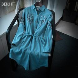 váy bò nữ thời trang xinh xắn