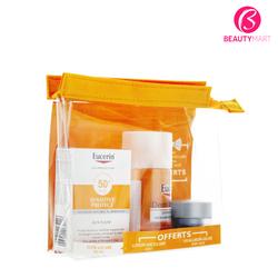 Bộ sản phẩm chống nắng dưỡng da cho da dầu và da hỗn hợp Eucerin