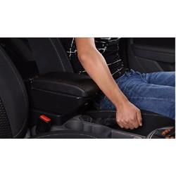 Hộp tùy tay đa năng dùng cho tất cả dòng xe 5 đến 7 chỗ màu đen.