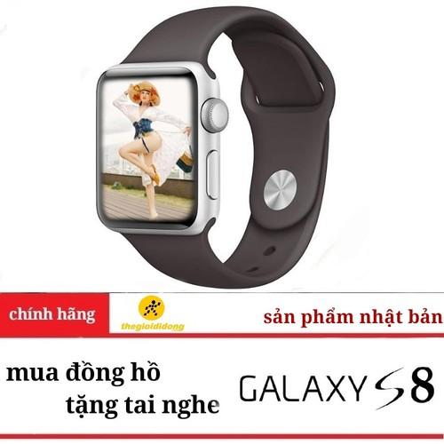 mua đồng hồ nhật tặng tai nghe GALAXY S8 mã VIP-14