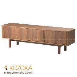 Tủ tivi thông minh STOCKHOLM nâu gỗ