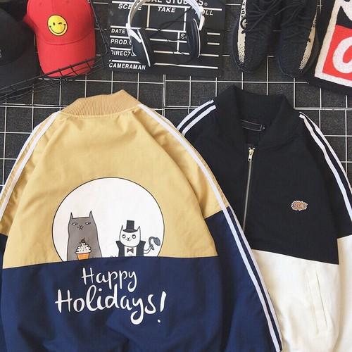 áo khoác dù nữ Holidays