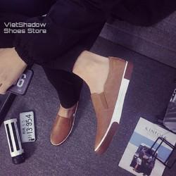 Giày Lười Da cao Cấp Sành Điệu